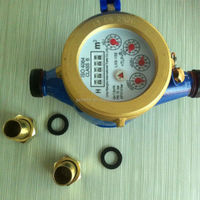 cast iron water meter connection wireless water meter residential water meters water meter remote reading water meter