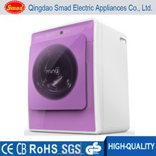 3kg high quality mini portable fully automatic front loading washing machine
