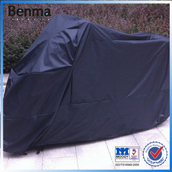 180T polyester taffeta PU dustproof sunproof waterproof motorcycle/scooter/motorbike/dirt bike cover