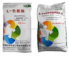 L-tryptophan L-threonine grado de alimentación