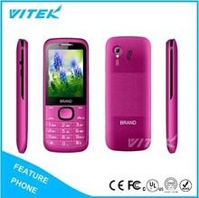 Simple Mini Small Size 2.4'' Cheap Slim 3G Model Phone