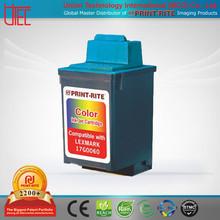 Remanufactured Ink Cartridge for LEXMARK 17G0060 3C DYE,Vivid color output