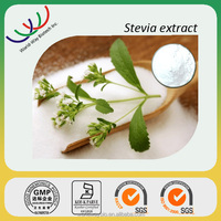 2014 hot sale new natural sweetner stevia extract stevioside sugar , facotry price bulk in stock pure stevia sugar