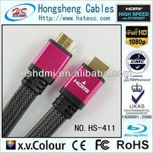 venta caliente cable flathdmi para la venta