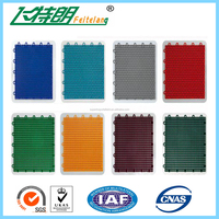 High quality non-slip interlocking outdoor basketball floor