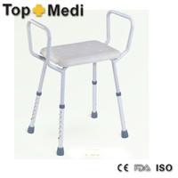 Rehabilitation Therapy Supplies Medical equipment Aluminum bath bench/shower chair/medical shower chair