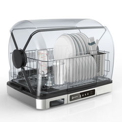 New design electric cabinet for plate bowl and glass