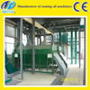 The newest technology rice bran oil equipment with ISO and CE