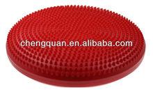 Inflatable Twist Massage Balance Stability Fitness Cushion Disc to Improve Balance & Flexibility