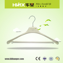 HBB506 Clothes Hanger Stand White Bar Suit Hangers
