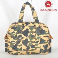 Large Capacity Duffle Bag Fashionable Travel Bag For Travel