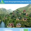 Log house timber frame house kit homes prefab modular home manufacturer