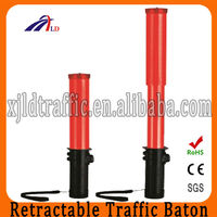 TB-03 Retractable traffic baton/ traffic wand for sale