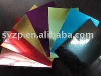glossy metallized inkjet metallic photo paper