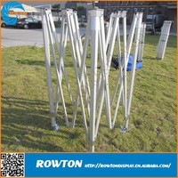 Advertising aluminum frame tent pop up camping tents