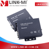 LINK-MI LM-K103TR With USB Data and PS/2 Port 300m KVM Extender Over UTP Cable