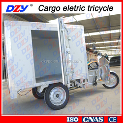 Adult Loading Cargo Electric Tricycle Brazil Hot Selling