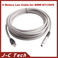 New Best Price 5 Meters Lan Cable for BMW GT1/For BMW OPS