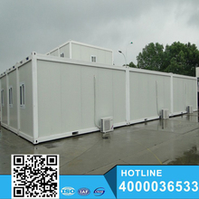 temporary use oil industry site office 40ft container