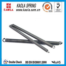 stainless steel double hook tension spring