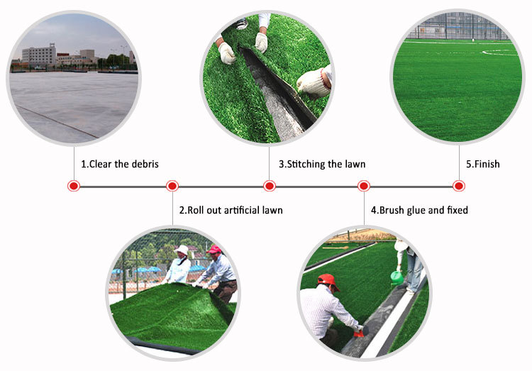 Best Price Good Quality Durable Soccer Grass Tile