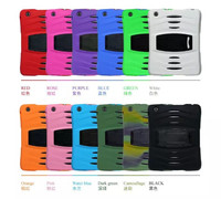 For Apple iPad Air Case for iPad 5 Case Robot Stand Smart Cover Style Case