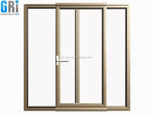 Best aluminum window price for swing window with stainless steel window screen