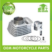 Aftermarket 125cc 56.5mm motorcycle piston rings for Honda