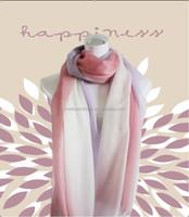 New Ladies Digital Print Shawl Fashion Wedding Tulle Shawl