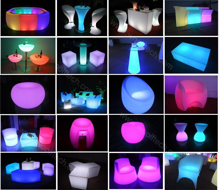 Zwembad licht globes oplaadbare zwemmen zwembad drijvende led bal verlichting event party - Nachtclub decoratie ...