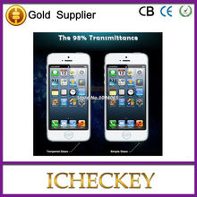 2015 brand new tempered glass screen protector mobile screen cleaner good quality and price