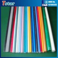 Best selling fiberglass walking sticks , fiberglass stakes, frp sticks