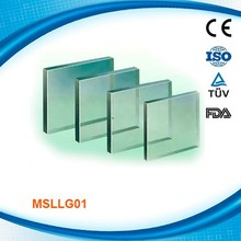 MSLLG01K China supplier customized lead x ray glass