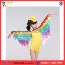 Hot couleur arc - en - robes de bal 2015 fille robes de danse costume PGKC-2438