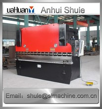 Metal working machinery Simple operation Stainless steel Sheet Press break machine WC67Y-63t /2000