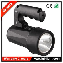 Powerful 10W LED flashlight gun mounted super bright JGL light 5JG-9910 portable led scope mounted spotlight