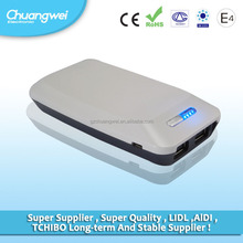 Manufacturer Hot mobile power bank with polymer batteries
