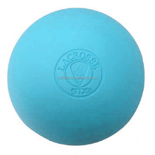 laser engraved logo and colorful lacrosse ball and stick
