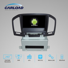 Touch screen car gps for android 2 din car dvd for Opel insignia with all functions