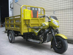 2015 China Electric 200cc Cargo Motor Tricycle