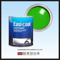 Green Paint Colors for Car Paint