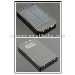 Portable nokia solar charger compatible with other cell phones digital cameras MP3 MP4 PDA