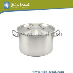 Induction Ready Stainless Steel Porcelain Enamel Cookware High Quality