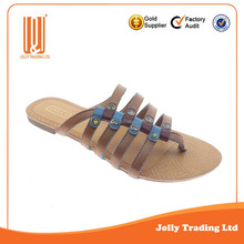 All kinds of shoes attractive slipper comfortable flat shoe