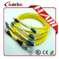 G652D SM Single Model Duplex ST ST fiber patch cable