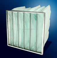 Quality F5-F9 manufacturer air filter f6 welded synthetic