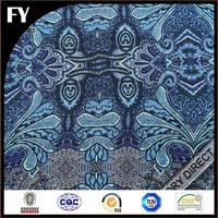 High quality digital print cotton poplin fabric made in china