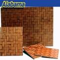 Buena calidad y precio razonable de paletas de madera, paletas de madera que hace la máquina