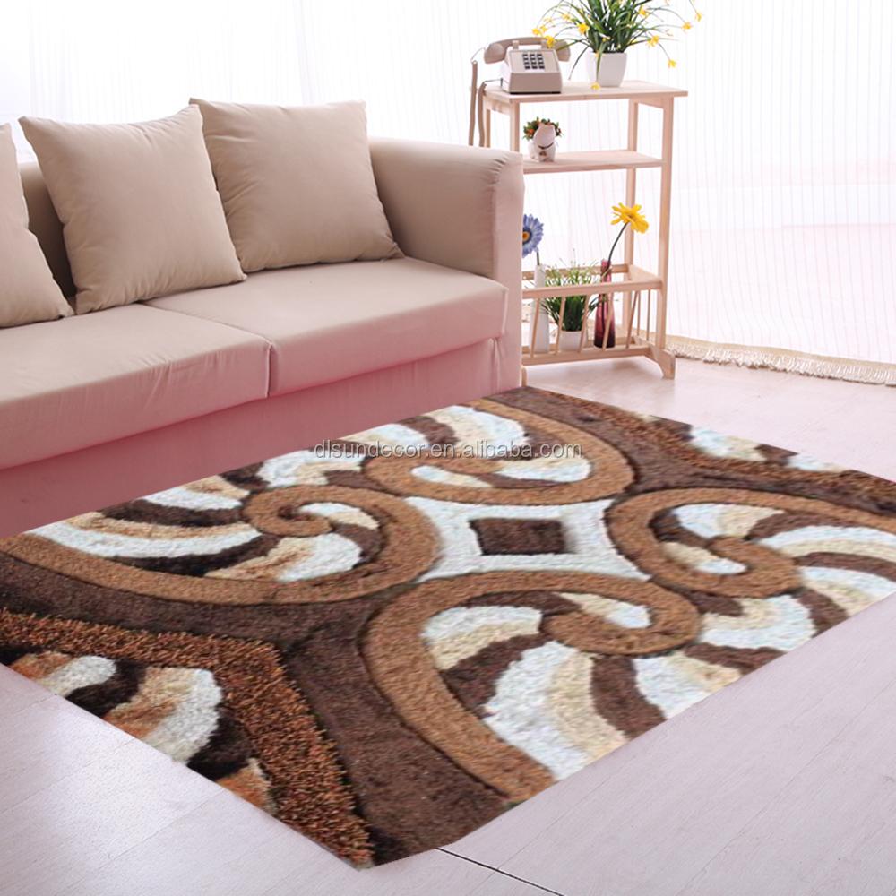 Wholesale polyester 3d flooring shaggy carpet for sale buy flooring