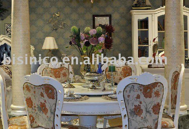 Conjunto Sala De Jantar Luxo ~ Country conjunto de sala de jantar  luxo mobília da sala de jantar
